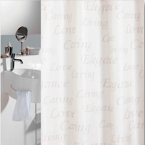 Living shower curtain from Engholm