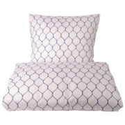 Satin sengetøj