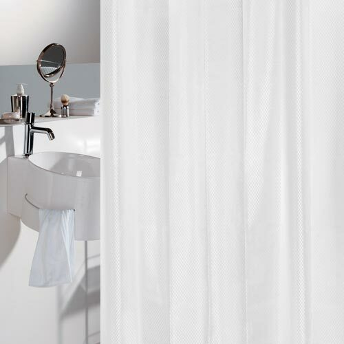 Dama Check shower curtain from Engholm