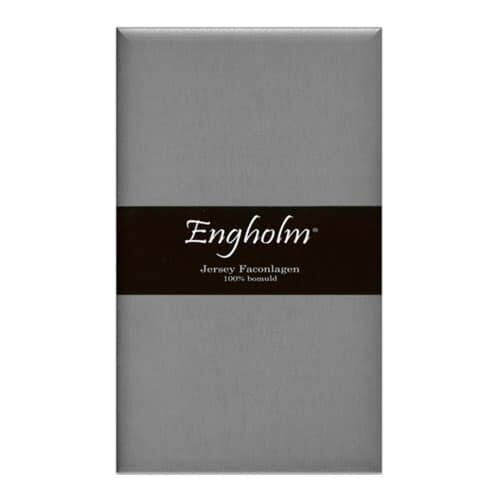 Jersey fitted sheet from Engholm