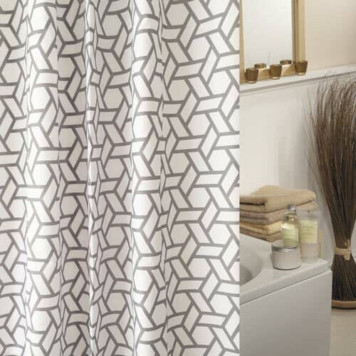Ropes shower curtain from Engholm