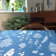 Susanne Schjerning - Imprint Blue