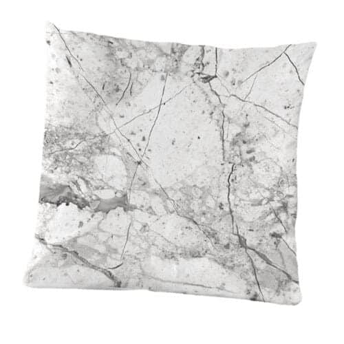 Marble cushion cover from Engholm