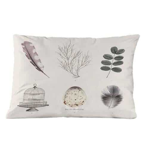 Romantic cushion cover from Engholm