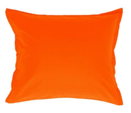 Stout pudebetræk i orange
