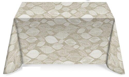Acrylic tablecloth