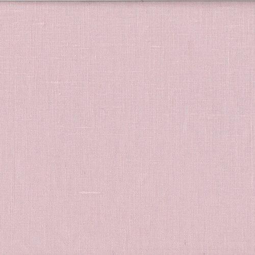 Ensfarvet akryldug med hør