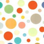 Folie med farvede cirkler