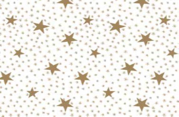 Folie med stjerner